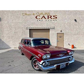1958 Chevrolet Nomad for sale 101457208