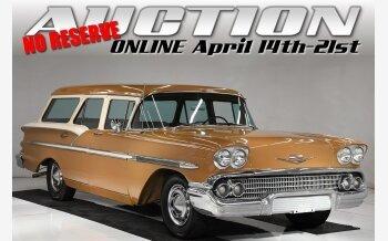 1958 Chevrolet Nomad for sale 101457913