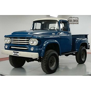 1958 Dodge Power Wagon for sale 101074084