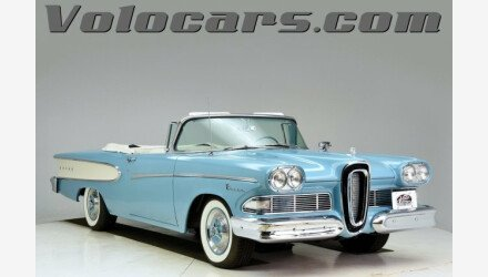 1958 Edsel Pacer for sale 100980692