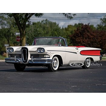 1958 Edsel Pacer for sale 101604845