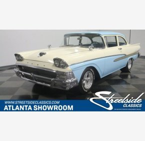 1958 Ford Custom for sale 101060515