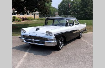1958 Ford Custom for sale 101564774