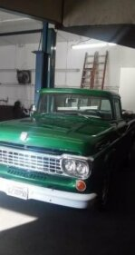 1958 Ford F100 for sale 100865674