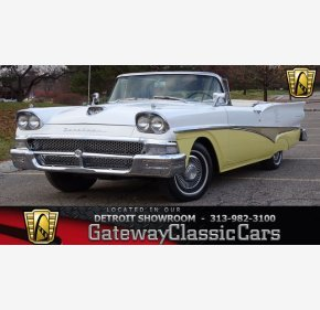 1958 Ford Fairlane for sale 101067806