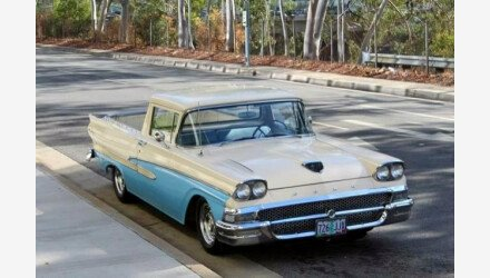 1958 Ford Ranchero for sale 101066281