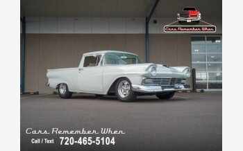 1958 Ford Ranchero for sale 101301906