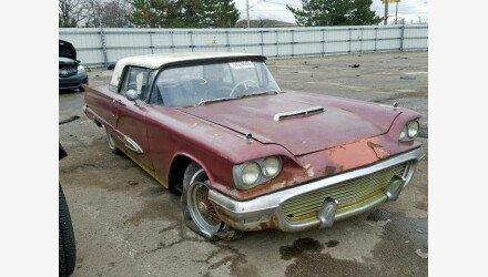 1958 Ford Thunderbird for sale 101064913