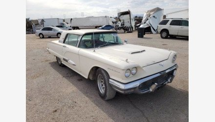 1958 Ford Thunderbird for sale 101412949