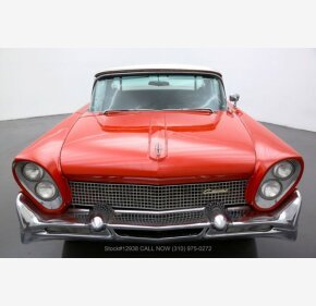 1958 Lincoln Continental for sale 101436739