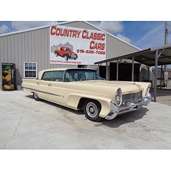 1958 Lincoln Premiere for sale 101083778