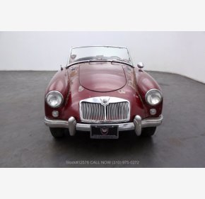 1958 MG MGA for sale 101390884