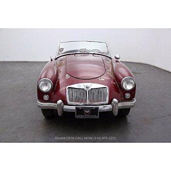 1958 MG MGA for sale 101390884