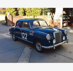 1958 Mercedes-Benz 190 for sale 101105954