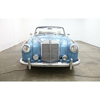 1958 Mercedes-Benz 220SE for sale 101193314