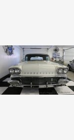 1958 Pontiac Bonneville for sale 101104151