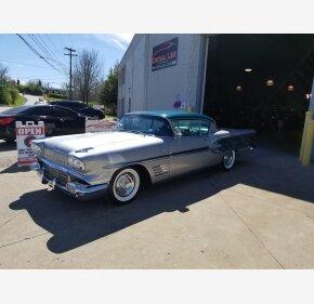 1958 Pontiac Bonneville Coupe for sale 101495313