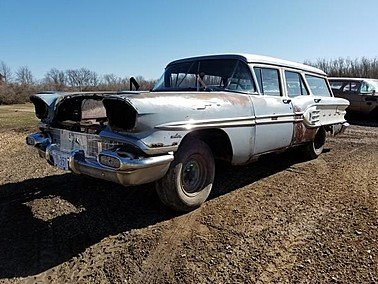 1958 Pontiac Chieftain for sale 100913742