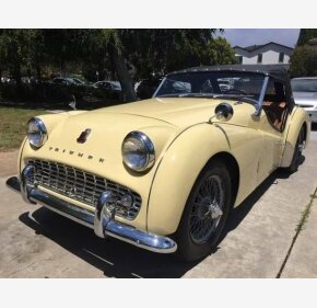 1958 Triumph TR3A for sale 101212960