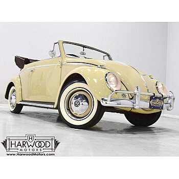 1958 Volkswagen Beetle for sale 101425363