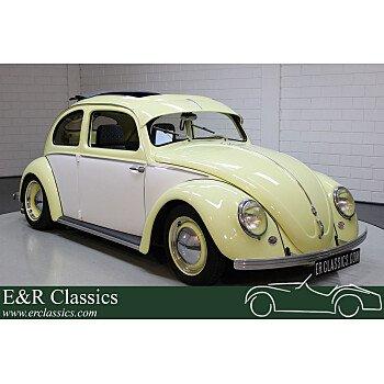 1958 Volkswagen Beetle for sale 101474887