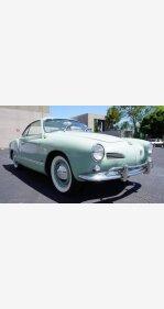 1958 Volkswagen Karmann-Ghia for sale 101060085