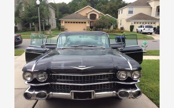 1959 Cadillac Fleetwood Coupe for sale 101098542