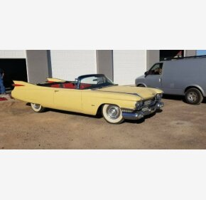 1959 Cadillac Series 62 Classics For Sale Classics On Autotrader