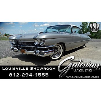 1959 Cadillac Series 62 for sale 101139489