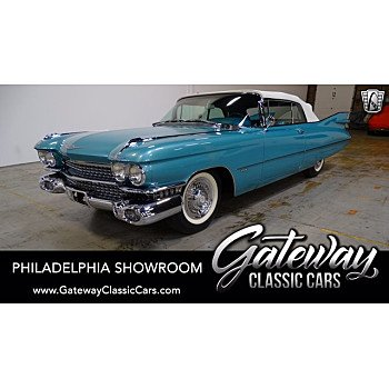 1959 Cadillac Series 62 for sale 101412847