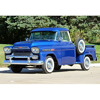 1959 Chevrolet Apache for sale 101049517