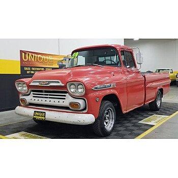 1959 Chevrolet Apache for sale 101402151