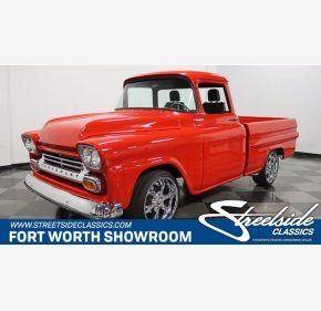 1959 Chevrolet Apache for sale 101414641