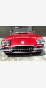 1959 Chevrolet Corvette for sale 101279872
