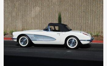 1959 Chevrolet Corvette Convertible for sale 101304216