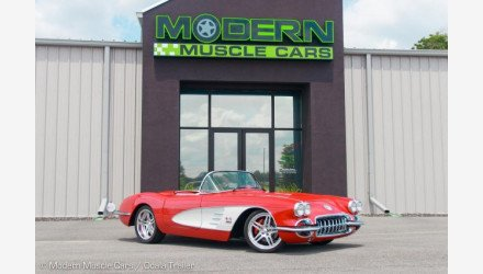 1959 Chevrolet Corvette for sale 101334524