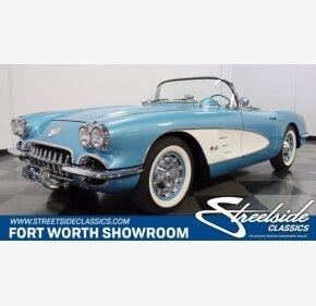 1959 Chevrolet Corvette for sale 101347252