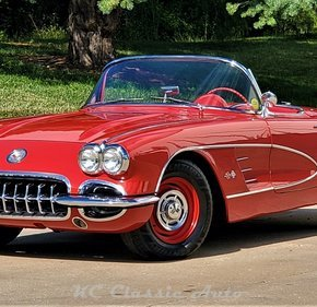 1959 Chevrolet Corvette for sale 101352377