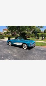 1959 Chevrolet Corvette for sale 101358465
