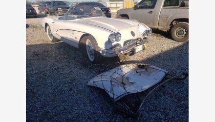 1959 Chevrolet Corvette for sale 101421667