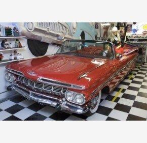 1959 Chevrolet Impala Classics For Sale Classics On Autotrader