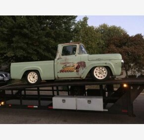 1959 Ford F100 for sale 100824306