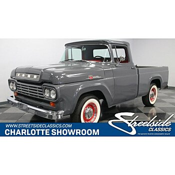 1959 Ford F100 for sale 101271232