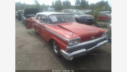 1959 Ford Fairlane for sale 101409924