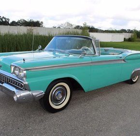 1959 Ford Other Ford Models for sale 101410325