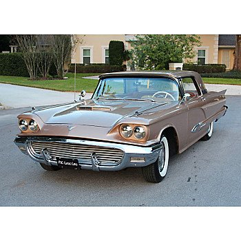 1959 Ford Thunderbird for sale 101065168