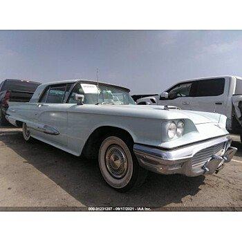 1959 Ford Thunderbird for sale 101608272