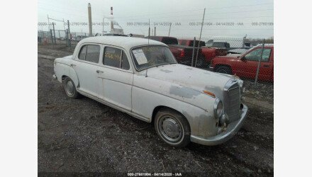 1959 Mercedes-Benz 220 for sale 101320438
