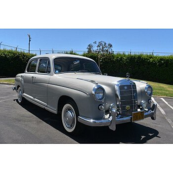 1959 Mercedes-Benz 220S for sale 101346423