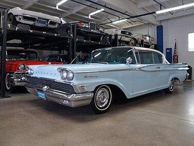 1959 Mercury Monterey for sale 101469055
